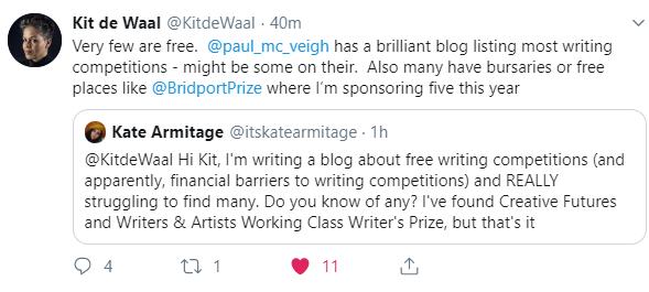 KitDeWaal question